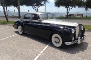 1960 Rolls Royce Silver Cloud II Very Rare Factory Sunroof , Famous provenance
