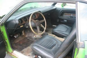 1971 Dodge Challenger R/T Hardtop 2-Door 5.6L