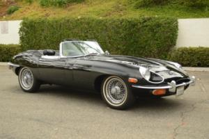 **ONE OWNER DOCUMENTED** 1970 E-Type Roadster (OTS) Series 2