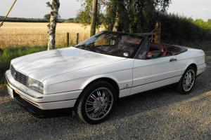 Cadillac Allante Roadster -