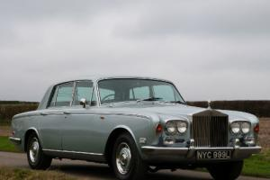 ROLLS ROYCE SILVER SHADOW 1 - TAX EXEMPT AND JUST 48K MILES FROM NEW