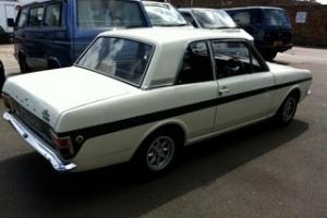 Cortina MK2 Lotus