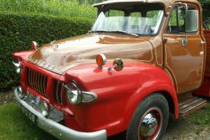 1962 BEDFORD J Type Drop side Lorry