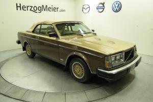 1981 Volvo 262-CA Convertible Conversion Photo