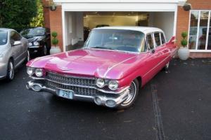 1959 Cadillac Series 75 Fleetwood Imperial Limosine