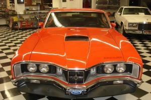 1970 Mercury Cyclone Spoiler 429