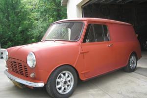 Mini Panel Van