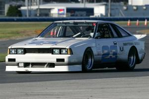Uuique IMSA GTU 1980 Nissan 200SX turbocharged race car