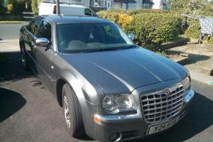 2006 CHRYSLER 300C CRD GREY