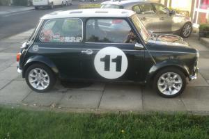 classic mini cooper new 1380 engine and straitcut gears.  Photo