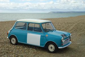 Classic Mk 1 Morris Mini Cooper 997  Photo