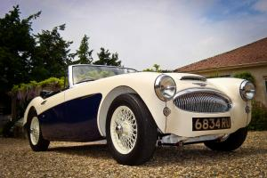 Austin Healey 3000 Mk 11 RHD 1963 Fully restored. Sale by owner of last 10 years
