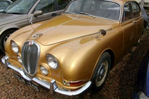 Jaguar 3.8 S-Type 1964 saloon auto