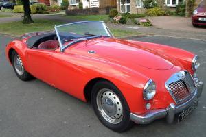 1958 MG MGA 1500 Private sale