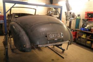 1953 mercedes 300d cabriolet (Adenauer)