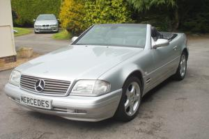 Mercedes SL 280 FOR SALE ONLY 35000 MILES FROM NEW
