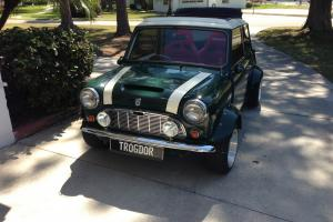 1983 Austin Mini Mayfair with Suzuki G-10 Engine Swap and original Webasto roof