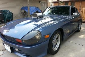 76 280Z Chevy V-8 wth Blower and 5 speed NO RESERVE
