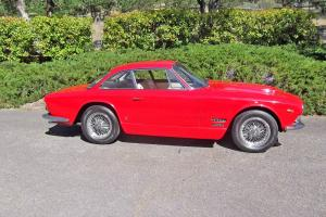 1964 MASERATI Sebring I Vignale coupe, one of 355 built, 5 speed, Borranis, RARE