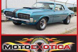"1970 MERCURY XR -7 ""ELIMINATOR"" , A/C, P/B, P/S, INVESTMENT GRADE, 42,357 MILES"