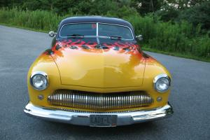 1951 MERCURY 2 DOOR COUPE CUSTOM LEAD SLED WORLD OF WHEELS WINNER LINCOLN MOTOR