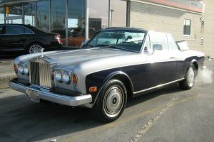 1987 Rolls Royce Corniche II Photo