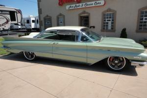 1960 Buick LeSabre Air ride Hotrod Original Paint Bubble top Survivor Low miles