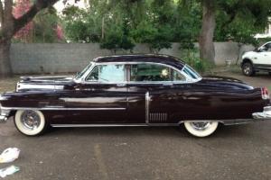 1952 Classic Cadillac Fleetwood 60 Special RESTORED