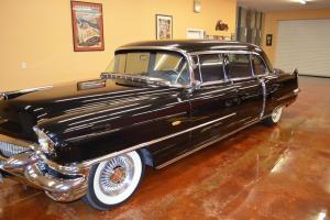 1956 Cadillac Fleetwood Series 75 Sedan Limousine