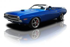 Challenger R/T Convertible Pro-Touring 6.1 HEMI 6 Speed