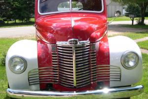 Restored 1949 International Pickup Truck KB-1 - CocaCola themed full restoration