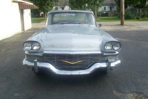 1958 Studebaker Commander!! Very Rare Car!!