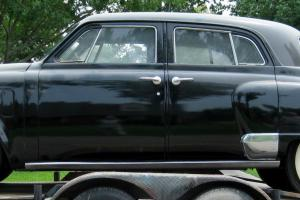 1951 Studebaker Commander Land Cruiser-Beautiful and Black