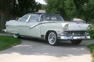 1956 Ford Crown Victoria Fairlane Skyliner Glasstop