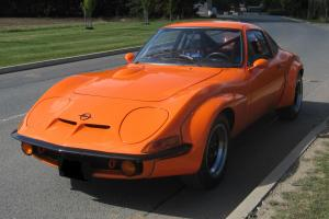 Opel GT , Conrero Style , Twin 40 Photo