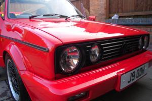 Volkswagen mk1 Golf GTI Sportline1993 mk1 convertible soft top