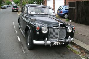 Rover P4 105 1959  Photo