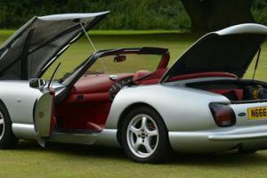 1996 TVR Chimaera 400