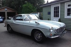 1966 E Volvo P1800 1.8 An Outstanding example