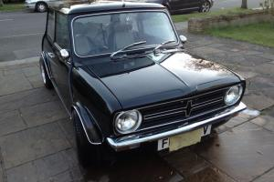 Classic Mini 1275GT,classic car
