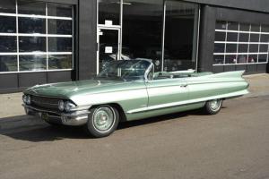 Cadillac DeVille convertible 1961