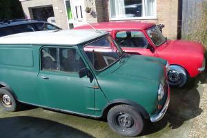 1962 tax exempt minivan