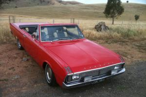 1971 Valiant VG Pacer Coupe Convertible Auto in Melbourne, VIC  Photo