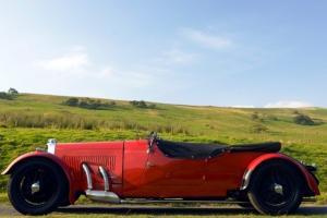 1935 Aston Martin MKII LWB 4 seater Tourer