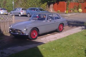 MG B GT MGB MGBGT mk1 1967