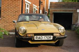 TVR 3000M Sports car 3 litre V6 two seater  Photo