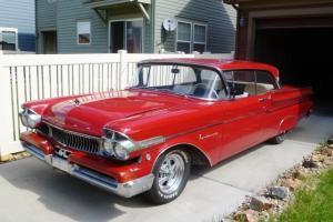 1957 Mercury Monterey w/ original Ford Y-block Turnpike Cruiser 368/290 engine!