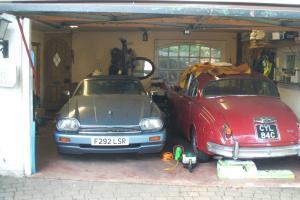 Jaguar XJS Convertible Auto V12 1988 Blue