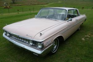 Rare Very Rare 1961 Mercury 800 Sports Coupe FE 352 BB Auto Full NSW Rego in Hunter, NSW