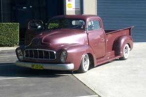Hotrod Custom Truck